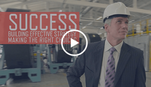 Success- Building Effective Strategy Making The Right Choices | Janeiro Digital