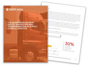 Supply chain Survey Report | Janeiro Digital
