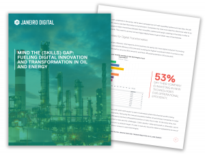 Digital Transformation Survey in Oil & Energy | Janeiro Digital